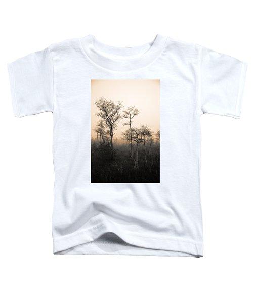 Everglades Cypress Stand Toddler T-Shirt