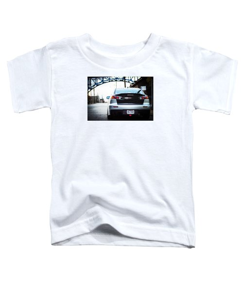 Evo X  Toddler T-Shirt