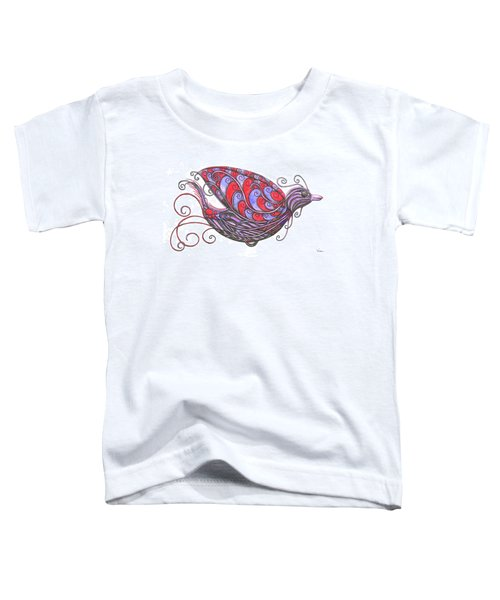 Exotic Bird V Toddler T-Shirt