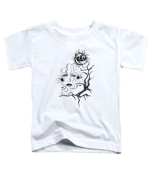 Eye Of The Beholder Toddler T-Shirt