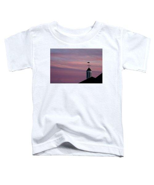 Fairfield Beach Club Weathervane Toddler T-Shirt