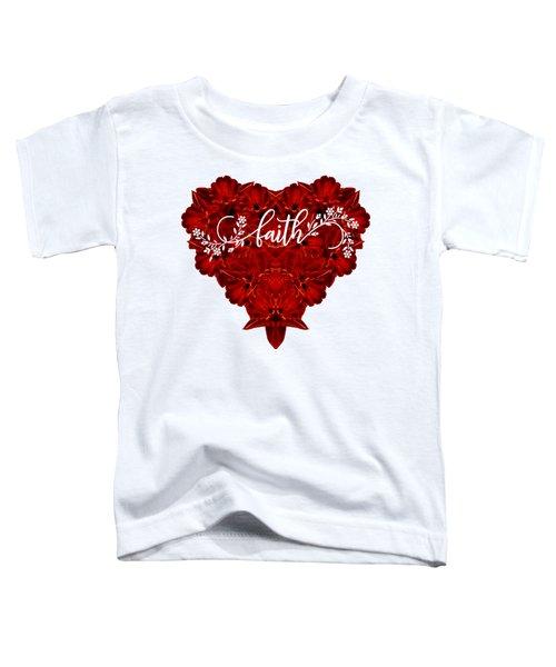 Faith Tee Toddler T-Shirt