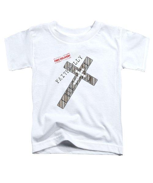 Faithfully Toddler T-Shirt