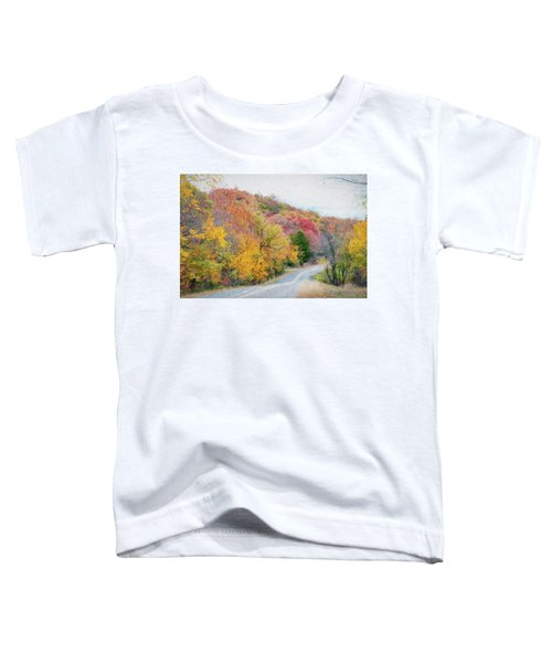 Fall In Southern Oklahoma Toddler T-Shirt
