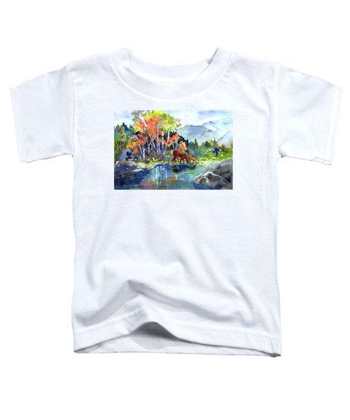 Fall, Upon Us Toddler T-Shirt