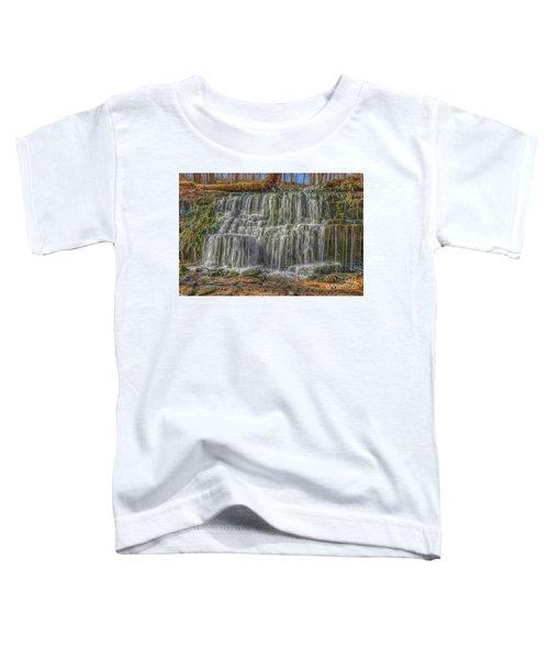 Falling Water Toddler T-Shirt