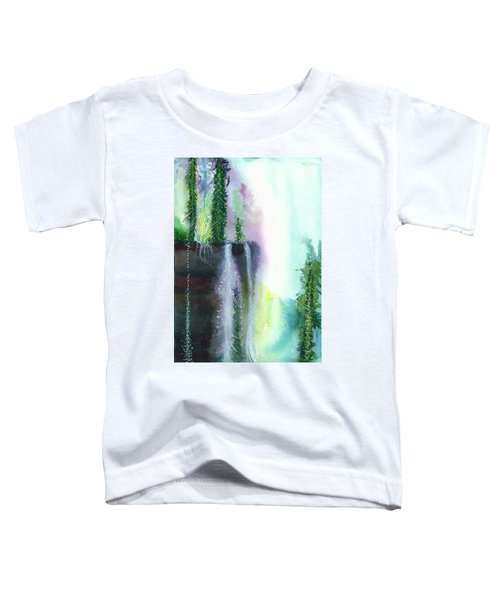 Falling Waters 1 Toddler T-Shirt