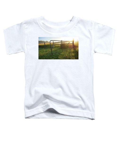 Farm Gate Toddler T-Shirt