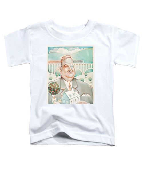Sir Billiam Toddler T-Shirt