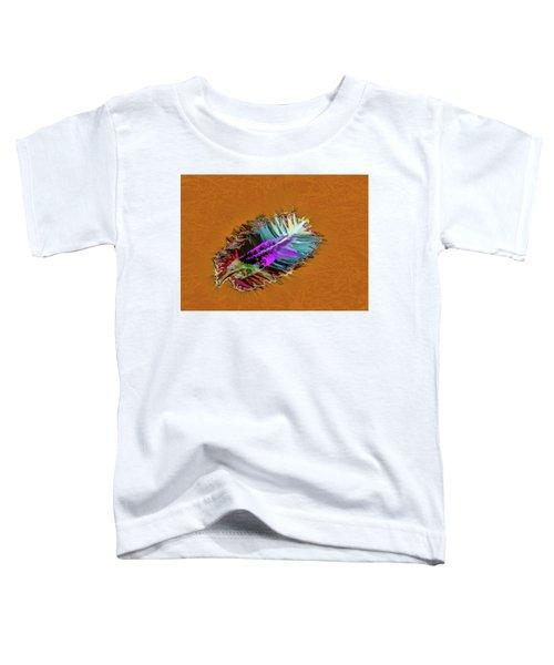 Feather #h8 Toddler T-Shirt