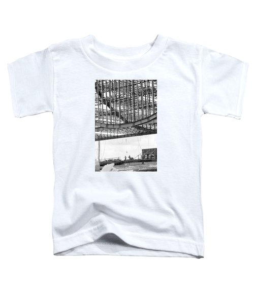 Federal Reserve Construction Toddler T-Shirt