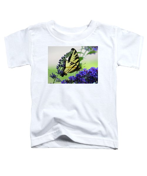 Feeding From A Nectar Plant Toddler T-Shirt