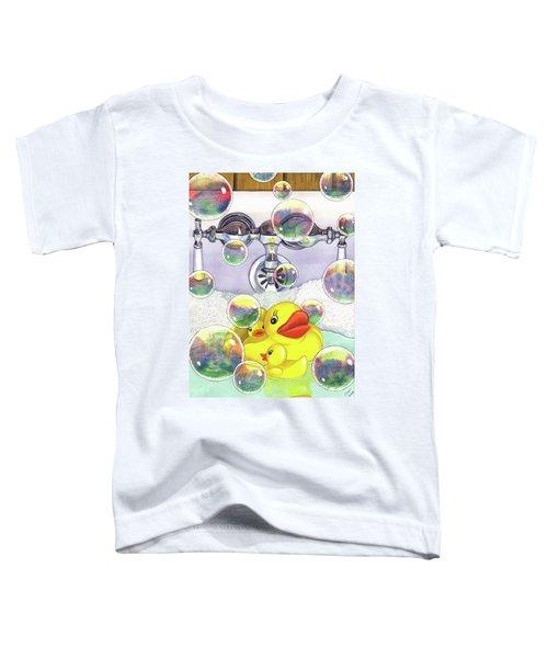 Feelin Ducky Toddler T-Shirt