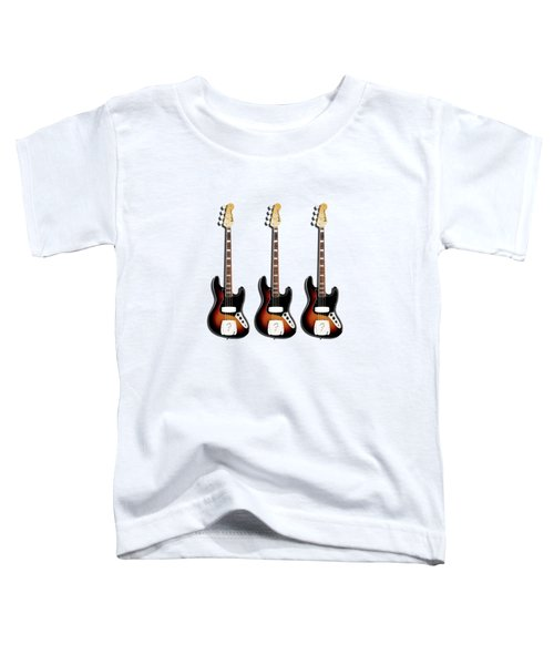 Fender Jazzbass 74 Toddler T-Shirt