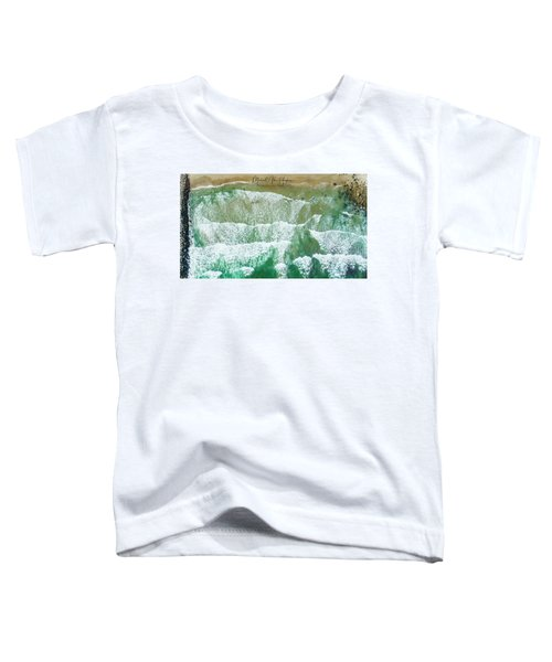 Fenway Best Little Beach Toddler T-Shirt