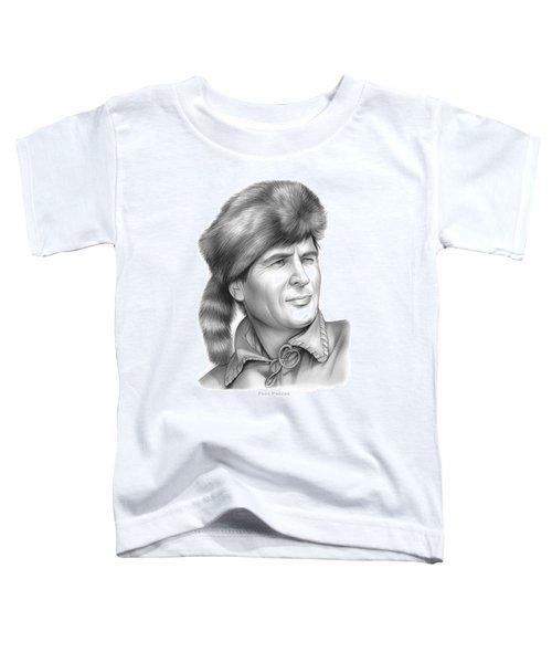 Fess Parker Toddler T-Shirt