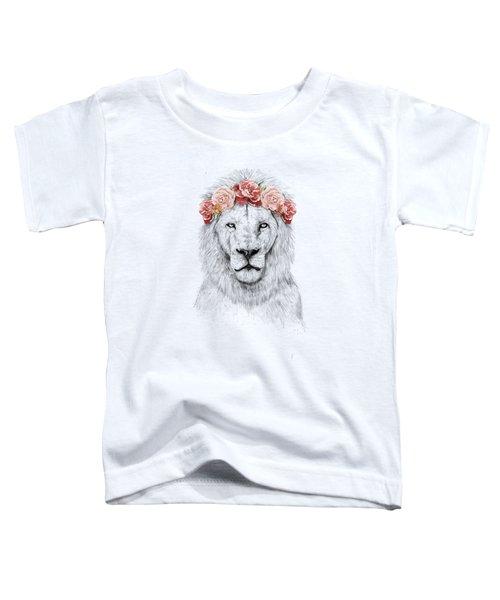 Festival Lion Toddler T-Shirt