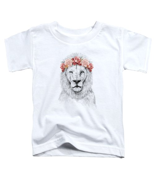 Festival Lion Toddler T-Shirt