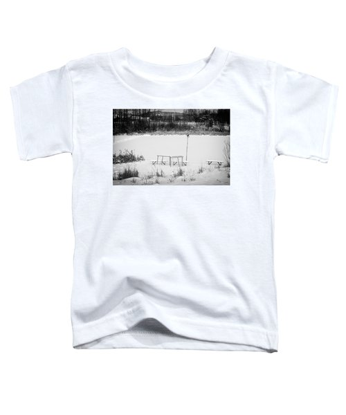 Toddler T-Shirt featuring the photograph Field Of Dreams  by Doug Gibbons