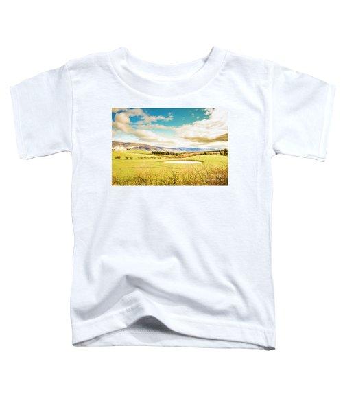 Fields Of Plenty Toddler T-Shirt