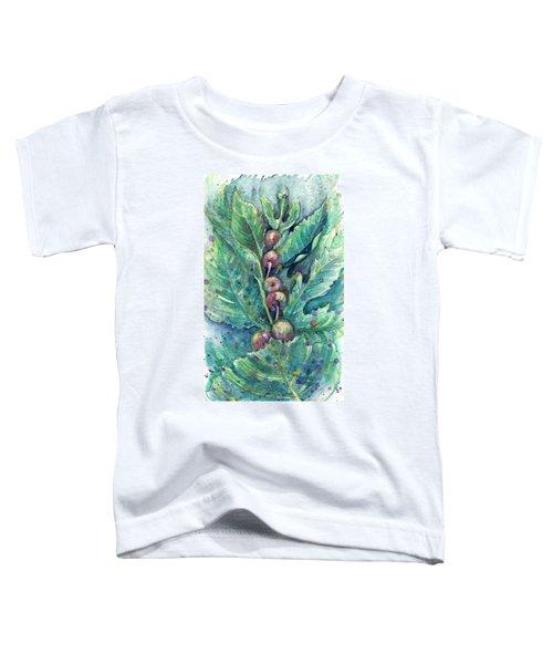 Figful Tree Toddler T-Shirt