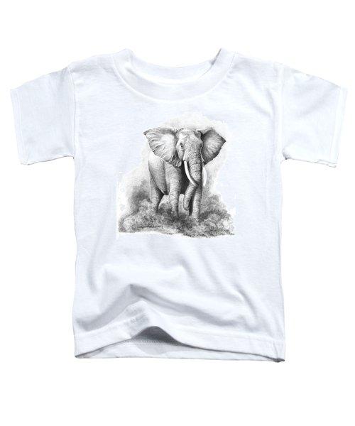 Final Warning Toddler T-Shirt