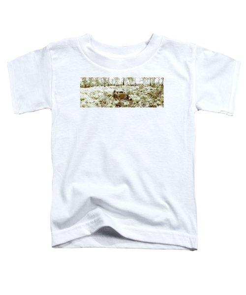 Fine Art Tasmania Bushland Toddler T-Shirt