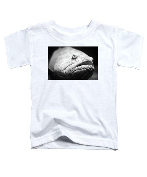 Fish Face Toddler T-Shirt