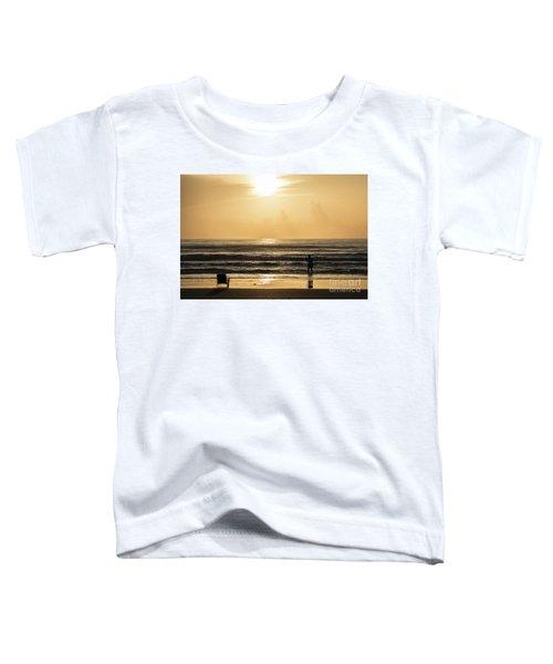 Fisherman Toddler T-Shirt