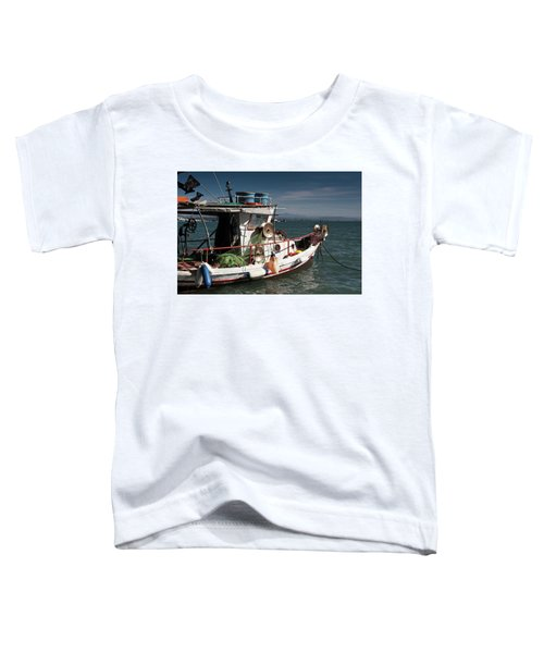 Fishing Toddler T-Shirt