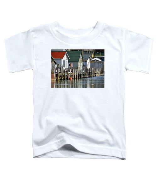 Fishtown In Leland Toddler T-Shirt