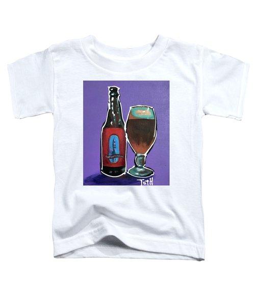 Flat Earth Toddler T-Shirt