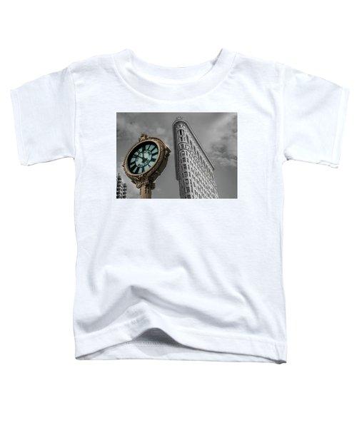 Flatiron Building Toddler T-Shirt