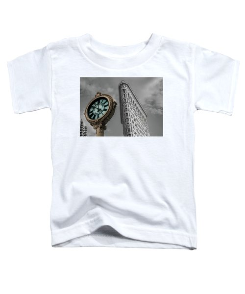 Flatiron Building Toddler T-Shirt