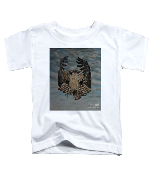 Fleck The Osprey  Toddler T-Shirt