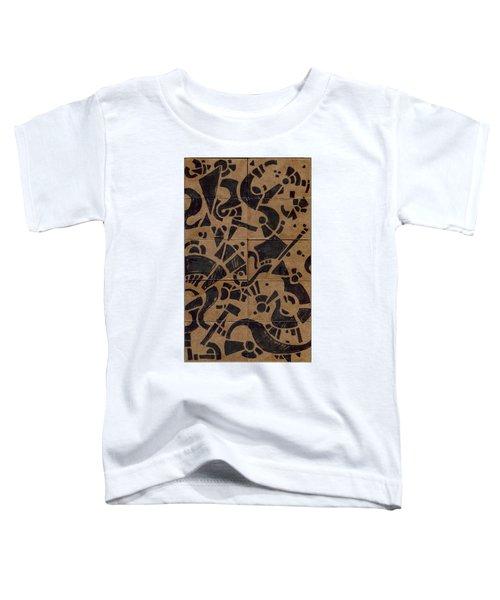 Flipside 1 Panel E Toddler T-Shirt