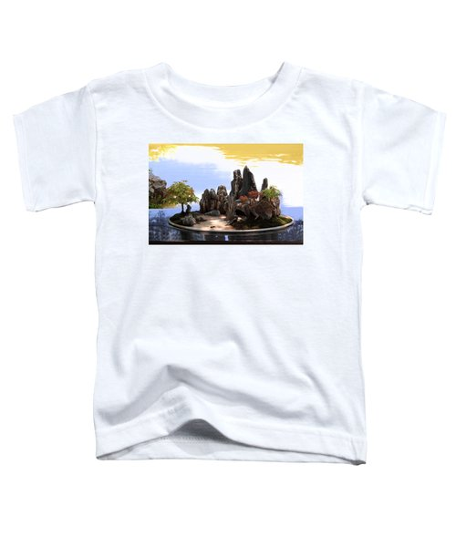Floating Island Toddler T-Shirt