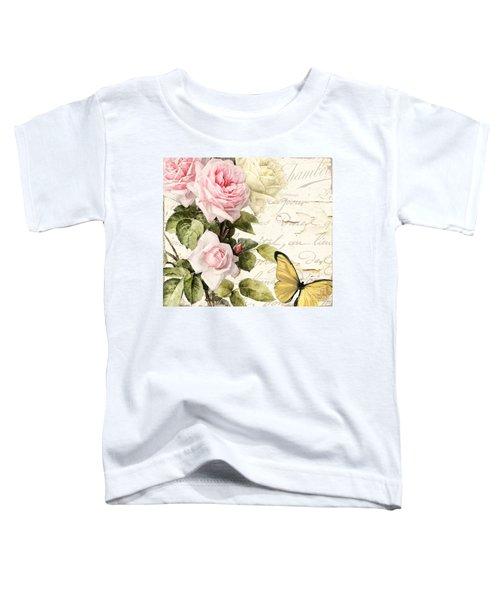 Florabella II Toddler T-Shirt