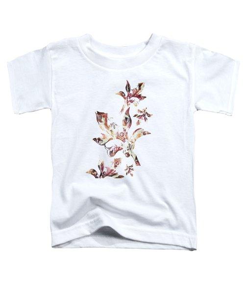 Floral Decor Toddler T-Shirt