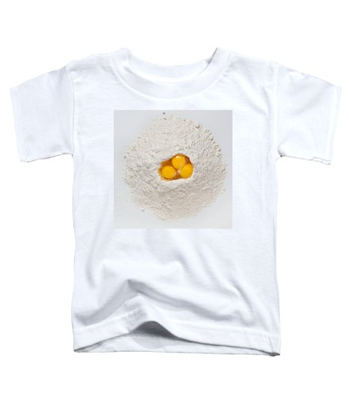 Flour And Eggs Toddler T-Shirt
