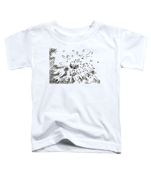 Flower 2 2015 - Aceo Toddler T-Shirt