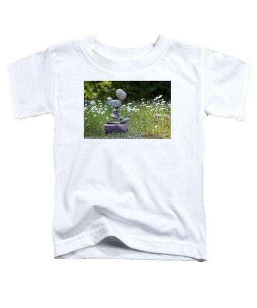 Flower Of Love. Toddler T-Shirt