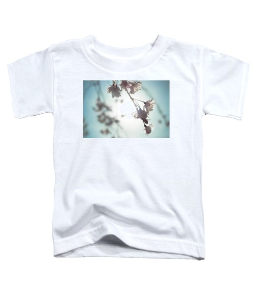 Flowering Tree 02 Toddler T-Shirt