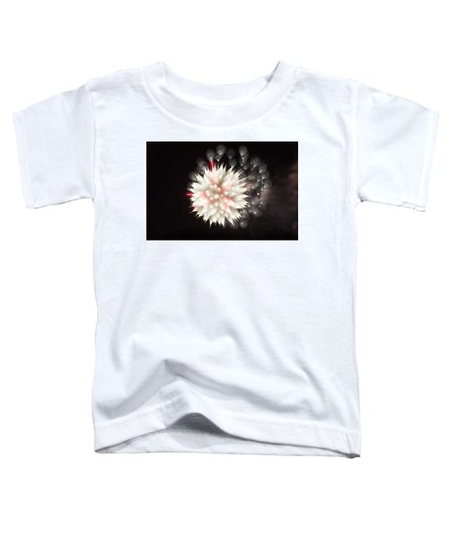 Flowers In The Sky Toddler T-Shirt