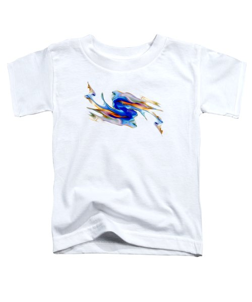 Fluid Colors Toddler T-Shirt