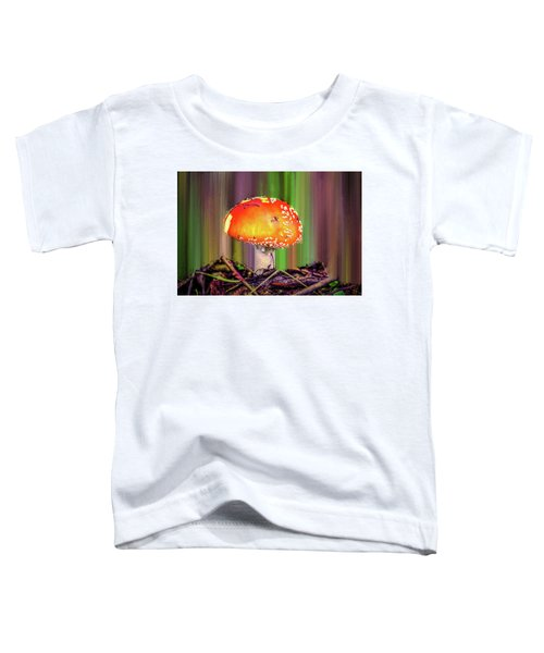 Fly Agaric #g7 Toddler T-Shirt