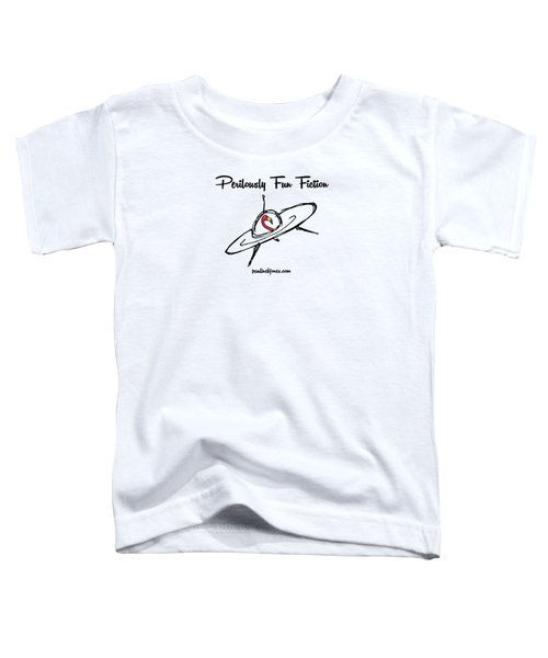 Flying Saucer Toddler T-Shirt by Ana Baird