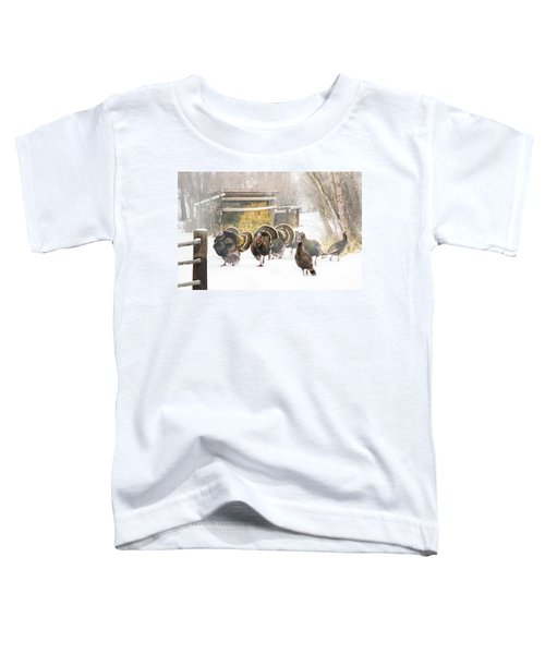 Foggy Morning Toddler T-Shirt