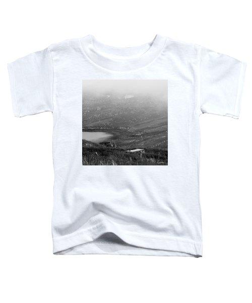 Foggy Scottish Morning Toddler T-Shirt