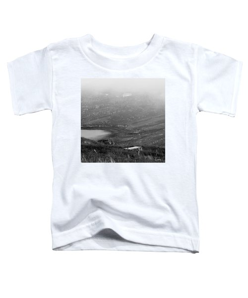 Foggy Scottish Morning Toddler T-Shirt
